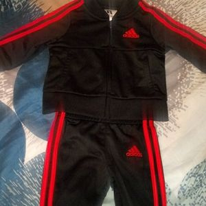 0 to 3month  addida sweat suit